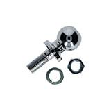 Carpoint 25205 Boule d'attelage de remorque 50 mm Pas de vis 22 mm