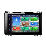 pour Mercedes-Benz W169 W245 B160 B170 B180 B200 W639 Vito Viano W906 Sprinter VW Crafter Android 10 Octa Core 4 ...