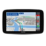 TomTom GPS Voiture GO Discover, 7 Pouces, Info Trafic, Alertes de Zones de Danger, Cartes Monde, Mise à Jour Rapide ...