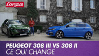 Peugeot 308 : le match des générations !