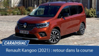Renault  Kangoo (2021) : retour dans la course