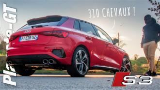 Essai : Audi S3 2021 - Ceci n'est PAS une Sportive !