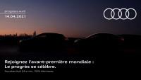 Avant-première des Nouvelles Audi Q4 e-tron : Le progrès se célèbre