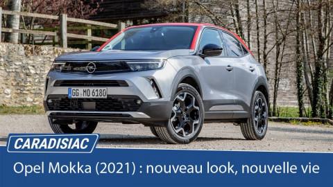 Opel Mokka (2021) : nouveau look, nouvelle vie