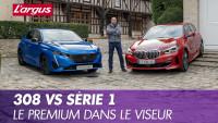 Peugeot 308 vs BMW Série 1. La lionne vise le Premium