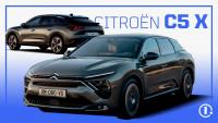 CITROËN C5 X | Une grande berline-SUV, la clé du succès ?